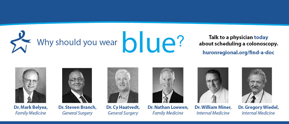 Why Wear Blue
